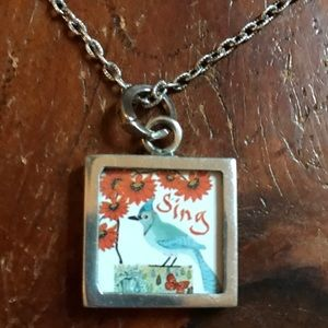 Pick Up Sicks Jewelry Company Reversible Necklace